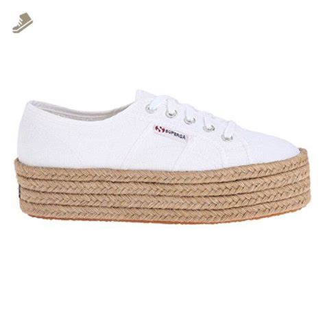 Womens 2790 Cotropew Premium Canvas Trainers